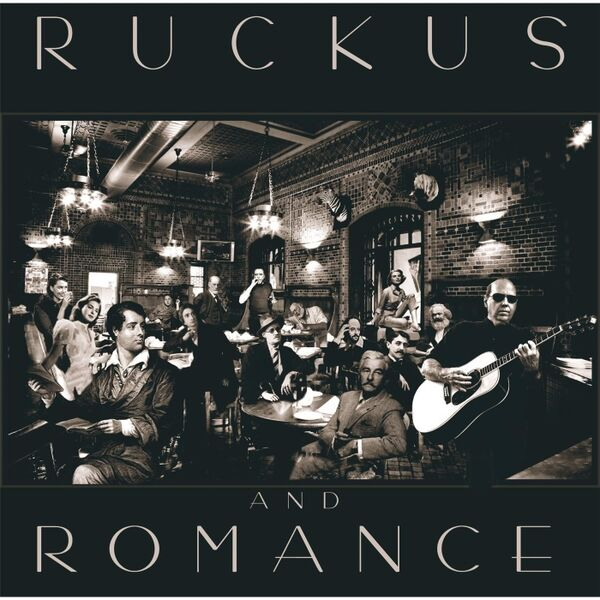 Cover art for Ruckus and Romance